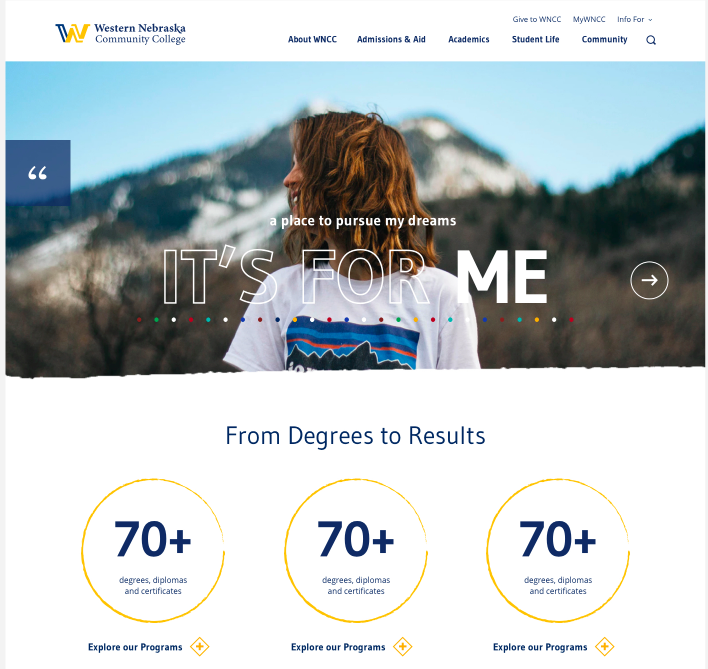 WNCC Web Design Trends