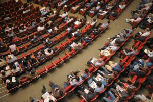 Higher-Ed Web Conferences Room